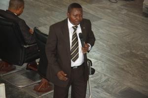 Pastor John Emeh