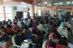Congregation 06 October 2013