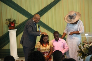 Prayer for a newly married couple