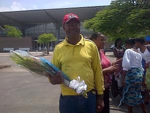 Pastor Chuma Isidienu
