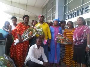 Welcome Delegation Cote D'Ivoire2