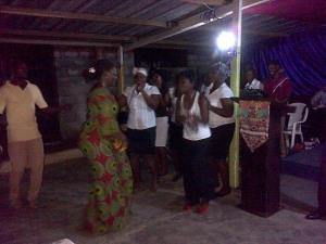 Praise Ivoirien Style