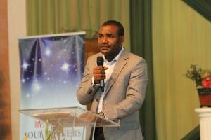 Pastor Okey Ezeobi