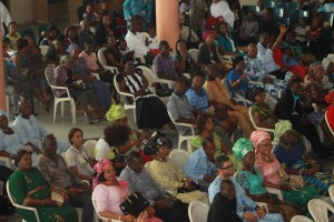 Congregation Thanksgiving 2013
