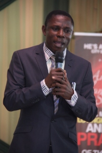 Pastor Tim Azo