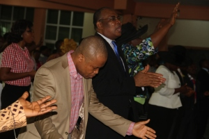 Ministers Worship