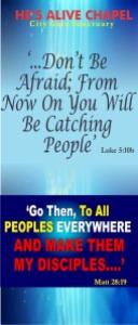 Evangelism month