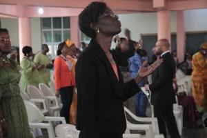 Pastor  Bunmi