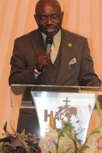 Pastor Tunde Adebiyi