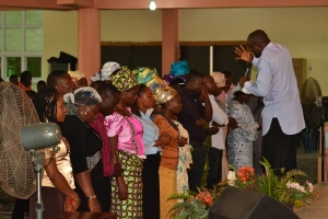 Prayer for Congregation