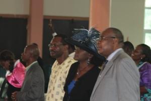 Ministers 13 April