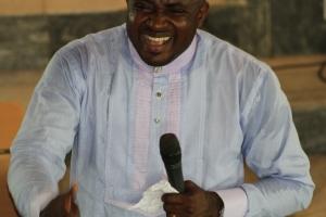 Pastor Jerry Malchus