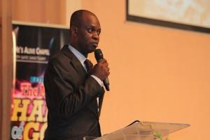 Pastor Fabian Aleke