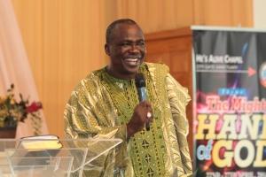 Bishop Simeon Okah