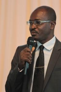 Pastor Fabian Kponu