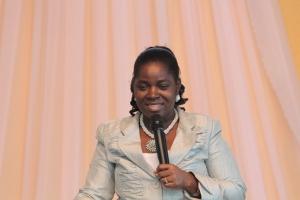 Pastor Charity Tony-Uba