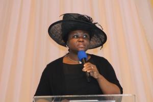 Pastor Julie Woke
