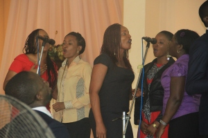 HAC City Gate Choir