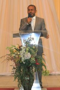 Pastor Don Woke