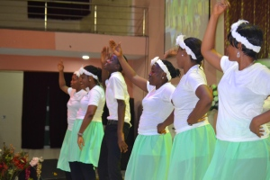 Dance Ministration at HAC 25th Anniversary Convention 2015Da