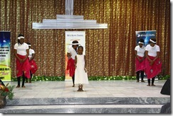 Dance Ministration at HAC