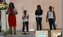 Song Ministration at HAC